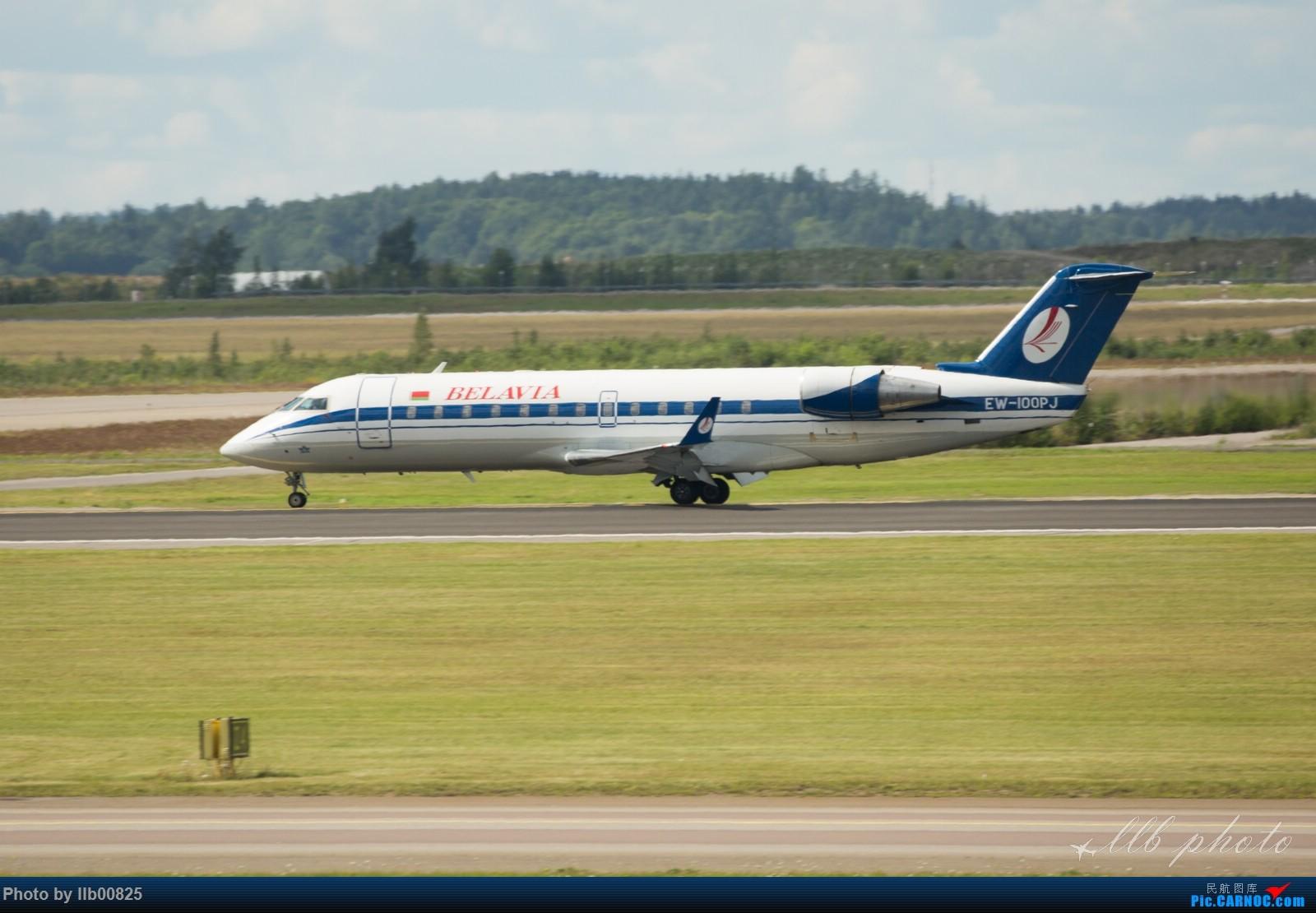 Re:[原创]赫尔辛基-布鲁塞尔一些杂图 BOMBARDIER CL-600 EW-100PJ 芬兰赫尔辛基机场