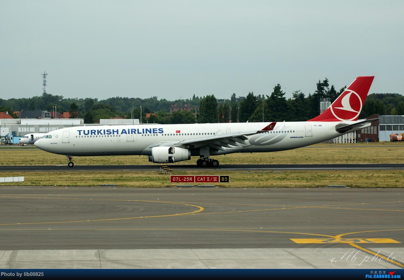 Re:[原创]赫尔辛基-布鲁塞尔一些杂图 AIRBUS A330-200 TC-JNN 比利时布鲁塞尔机场