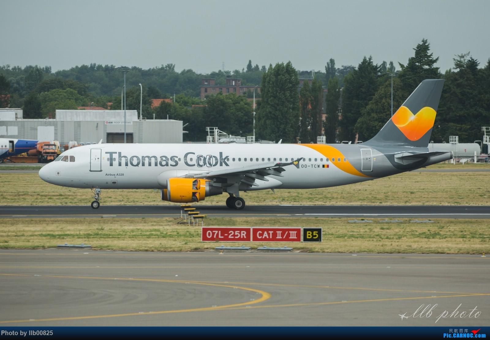 Re:[原创]赫尔辛基-布鲁塞尔一些杂图 AIRBUS A320 OO-TCW 比利时布鲁塞尔机场