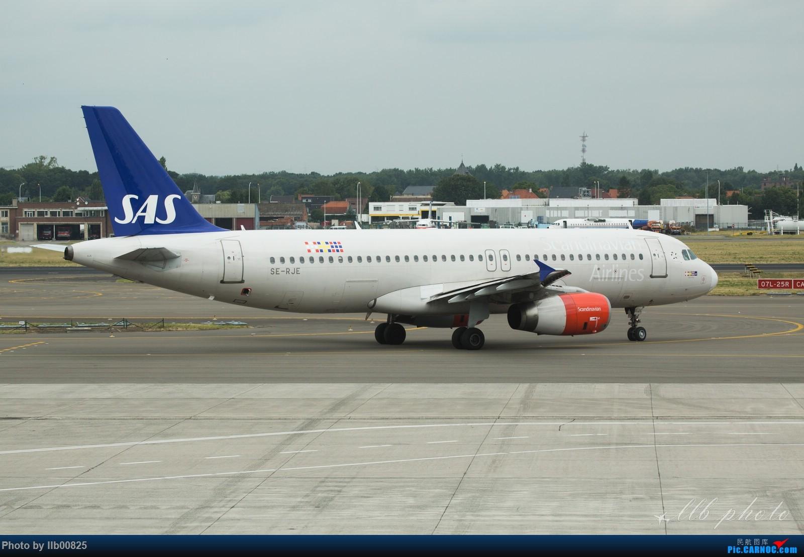 Re:[原创]赫尔辛基-布鲁塞尔一些杂图 AIRBUS A320 SE-RJE 比利时布鲁塞尔机场