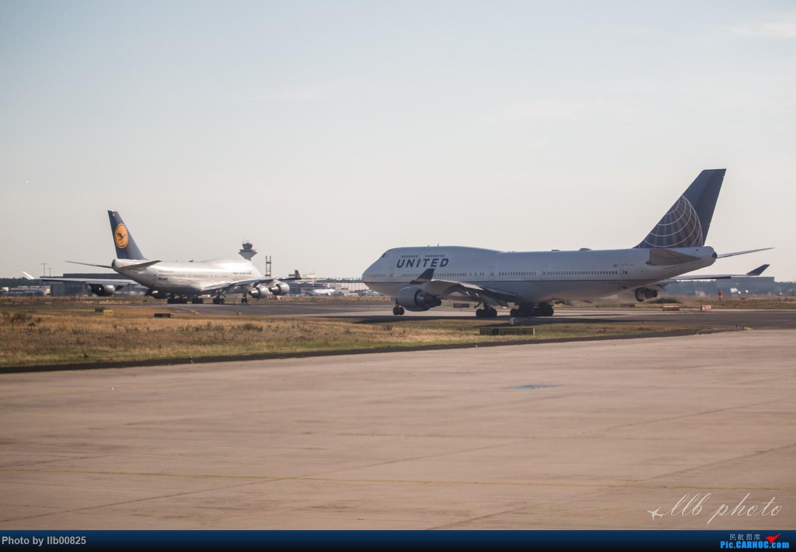 Re:[原创]赫尔辛基-布鲁塞尔一些杂图    德国法兰克福机场