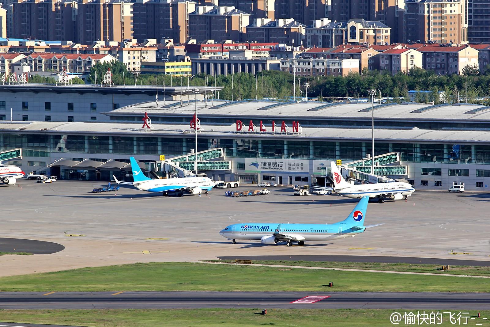 [原创][DLC]。。。眺望远方的路。。。    中国大连国际机场
