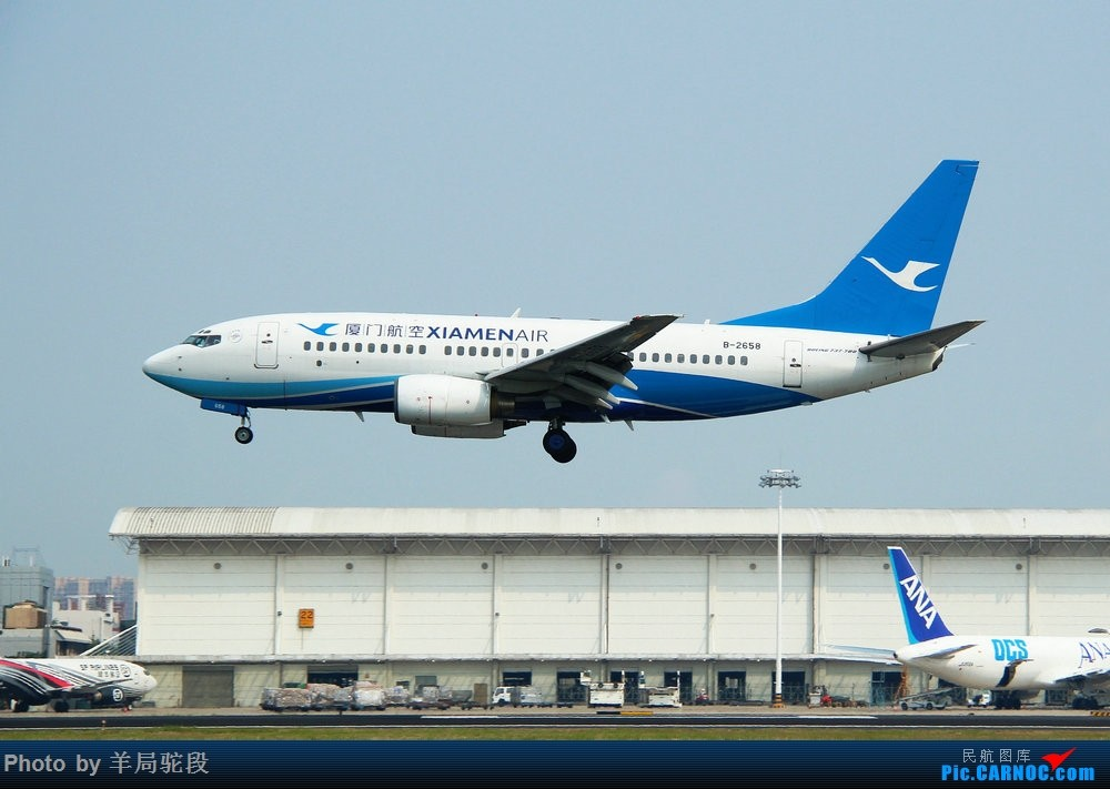 Re:[原创][南宁飞友]『空铁联运,畅游东南』(关键词:ANA767大猩猩,0元高经) BOEING 737-700 B-2658 中国厦门高崎国际机场
