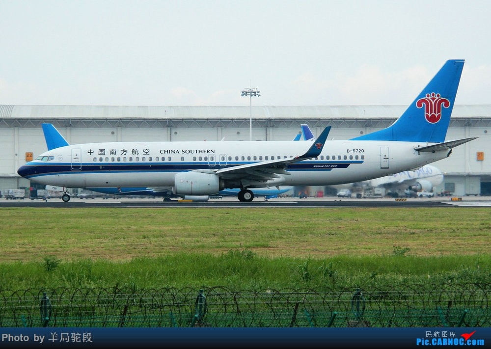 Re:[原创][南宁飞友]『空铁联运,畅游东南』(关键词:ANA767大猩猩,0元高经) BOEING 737-800 B-5720 中国厦门高崎国际机场