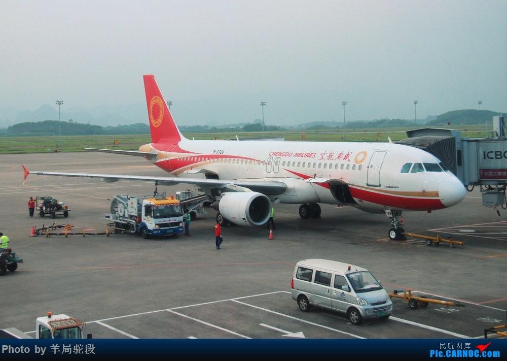 Re:[原创][南宁飞友]『空铁联运,畅游东南』(关键词:ANA767大猩猩,0元高经) AIRBUS A320-200 B-6728 中国桂林两江国际机场