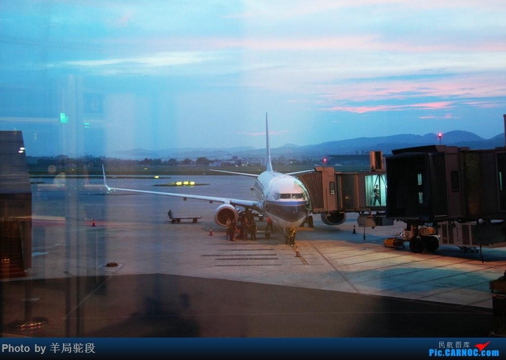 Re:[原创][南宁飞友]『空铁联运,畅游东南』(关键词:ANA767大猩猩,0元高经) BOEING 737-800 B-5643 中国南宁吴圩国际机场