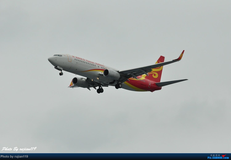 Re:[原创]流水帐之HGH8月22日拍灰机 BOEING 737-800 B-1795 中国杭州萧山国际机场