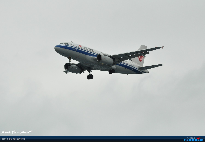 Re:[原创]流水帐之HGH8月22日拍灰机 AIRBUS A319-100 B-6032 中国杭州萧山国际机场
