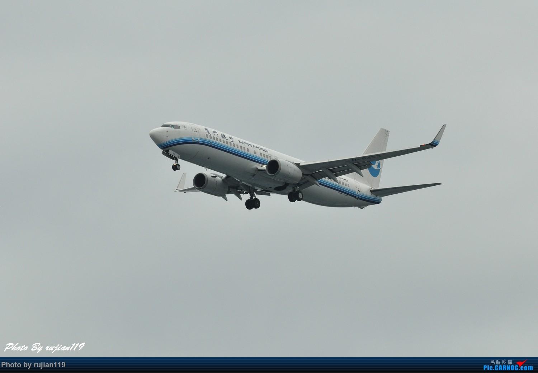 Re:流水帐之HGH8月22日拍灰机 BOEING 737-800 B-5459 中国杭州萧山国际机场