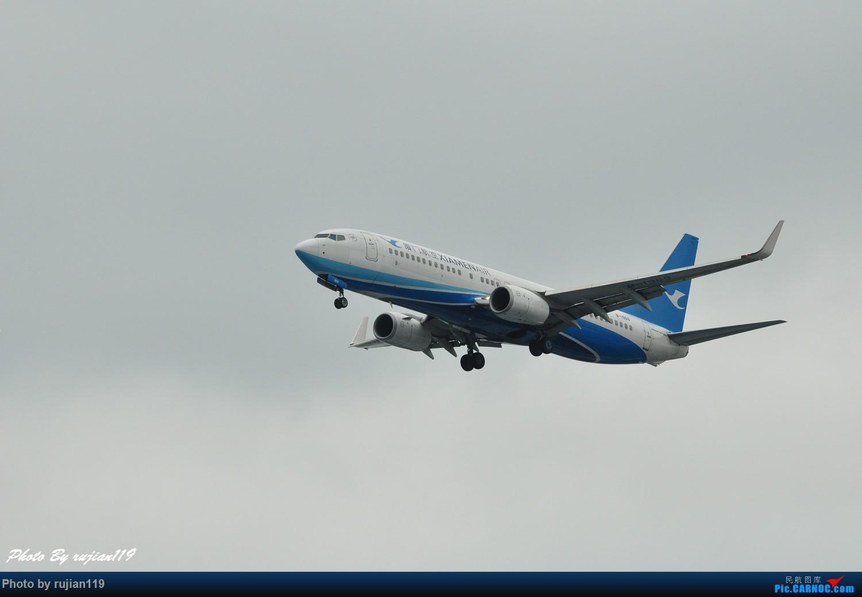 Re:[原创]流水帐之HGH8月22日拍灰机 BOEING 737-800 B-1969 中国杭州萧山国际机场