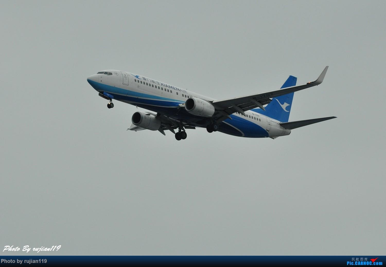Re:[原创]流水帐之HGH8月22日拍灰机 BOEING 737-800 B-1707 中国杭州萧山国际机场