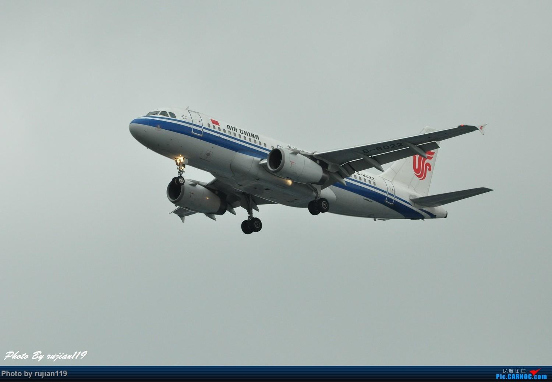 Re:[原创]流水帐之HGH8月22日拍灰机 AIRBUS A319-100 B-6022 中国杭州萧山国际机场