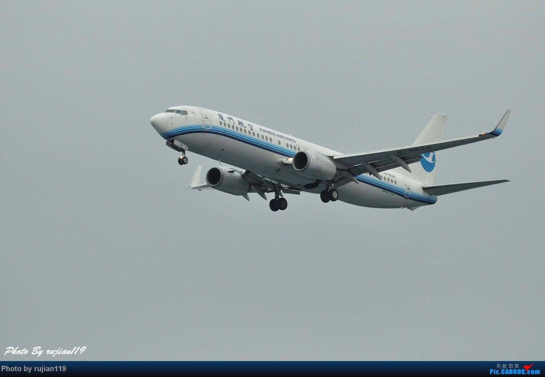 Re:[原创]流水帐之HGH8月22日拍灰机 BOEING 737-800 B-5529 中国杭州萧山国际机场