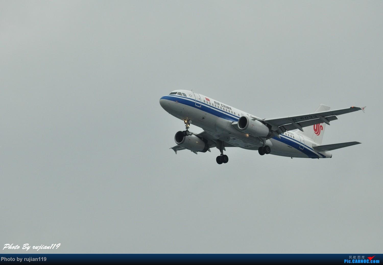 Re:[原创]流水帐之HGH8月22日拍灰机 AIRBUS A319-100 B-6033 中国杭州萧山国际机场