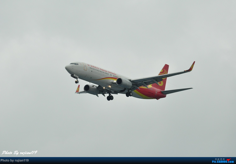 Re:[原创]流水帐之HGH8月22日拍灰机 BOEING 737-800 B-5418 中国杭州萧山国际机场