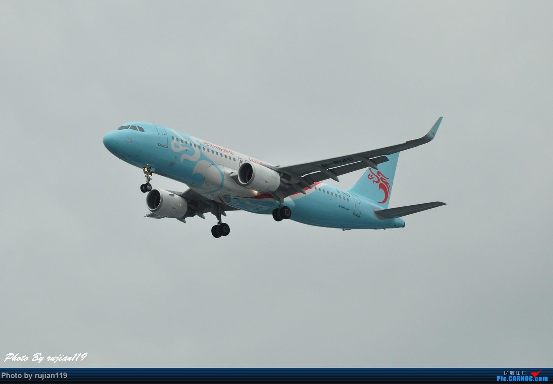 Re:[原创]流水帐之HGH8月22日拍灰机 AIRBUS A320-200 B-8145 中国杭州萧山国际机场