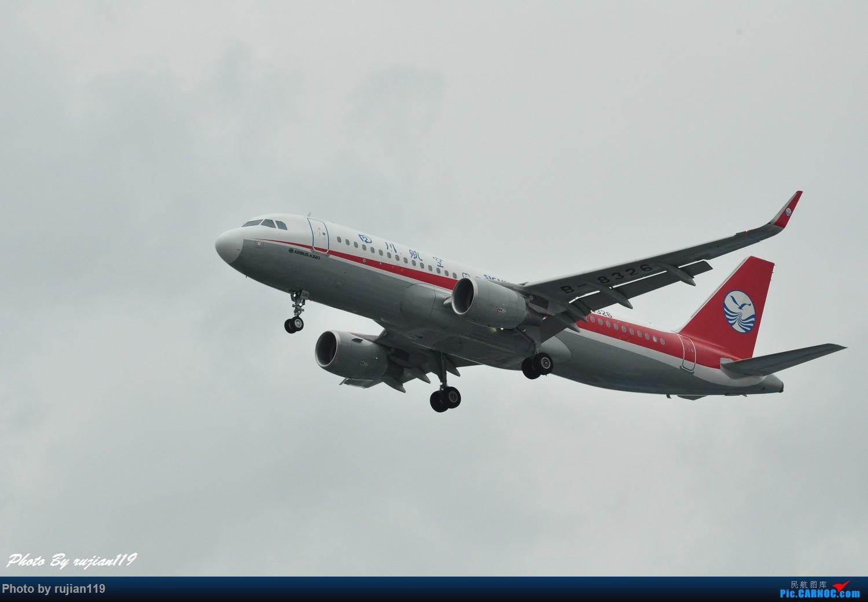 Re:[原创]流水帐之HGH8月22日拍灰机 AIRBUS A320-200 B-8326 中国杭州萧山国际机场