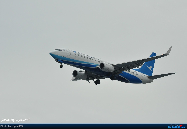 Re:[原创]流水帐之HGH8月22日拍灰机 BOEING 737-800 B-1709 中国杭州萧山国际机场