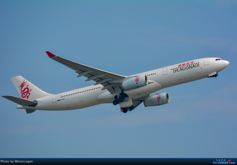 [原创]三段飞行,漫漫求学路-HKG拍机篇(求砸小飞机) AIRBUS A330-300 B-HLE 中国香港赤鱲角国际机场