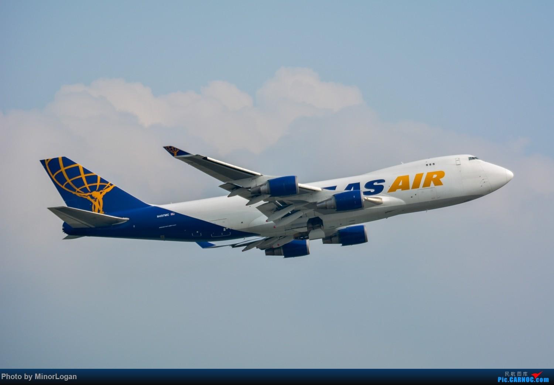 Re:[原创]三段飞行,漫漫求学路-HKG拍机篇 BOEING 747-400F N497MC 中国香港赤鱲角国际机场