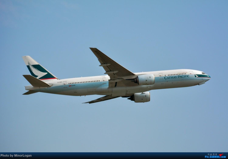 Re:[原创]三段飞行,漫漫求学路-HKG拍机篇 BOEING 777-200 B-HND 中国香港赤鱲角国际机场