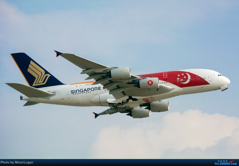 Re:[原创]三段飞行,漫漫求学路-HKG拍机篇 AIRBUS A380-800 9V-SKI 中国香港赤鱲角国际机场