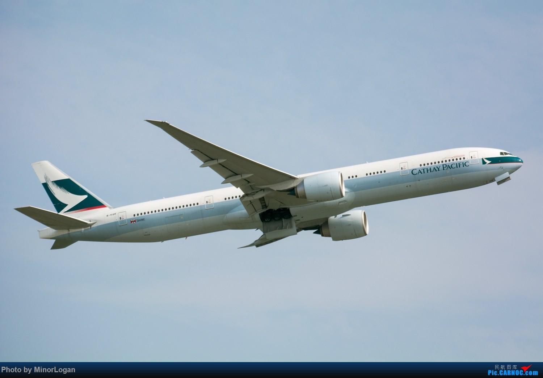 Re:[原创]三段飞行,漫漫求学路-HKG拍机篇 BOEING 777-300ER B-KQR 中国香港赤鱲角国际机场