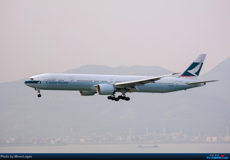 Re:[原创]三段飞行,漫漫求学路-HKG拍机篇(求砸小飞机) BOEING 777-300ER B-KPE 中国香港赤鱲角国际机场