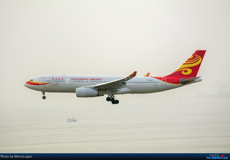 Re:[原创]三段飞行,漫漫求学路-HKG拍机篇(求砸小飞机) AIRBUS A330-200 B-LNJ 中国香港赤鱲角国际机场