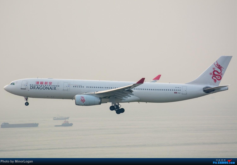 Re:[原创]三段飞行,漫漫求学路-HKG拍机篇(求砸小飞机) AIRBUS A330-300 B-HLJ 中国香港赤鱲角国际机场