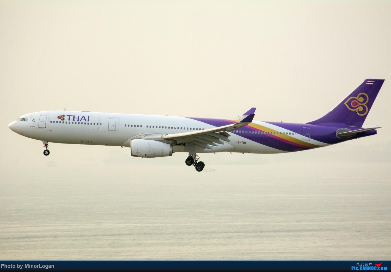 Re:[原创]三段飞行,漫漫求学路-HKG拍机篇(求砸小飞机) AIRBUS A330-300 HS-TBF 中国香港赤鱲角国际机场