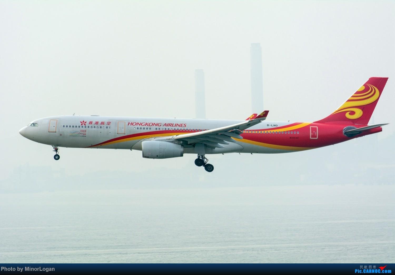 Re:[原创]三段飞行,漫漫求学路-HKG拍机篇(求砸小飞机) AIRBUS A330-300 B-LNO 中国香港赤鱲角国际机场