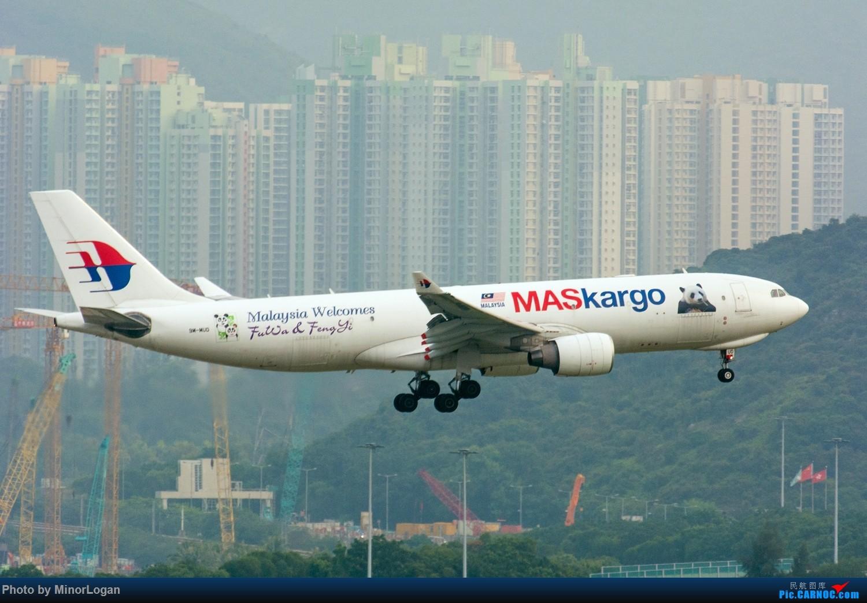 Re:三段飞行,漫漫求学路-HKG拍机篇(求砸小飞机) AIRBUS A330-200F 9M-MUD 中国香港赤鱲角国际机场