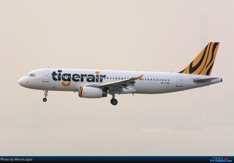 Re:[原创]三段飞行,漫漫求学路-HKG拍机篇(求砸小飞机) AIRBUS A320-200 9V-TAR 中国香港赤鱲角国际机场