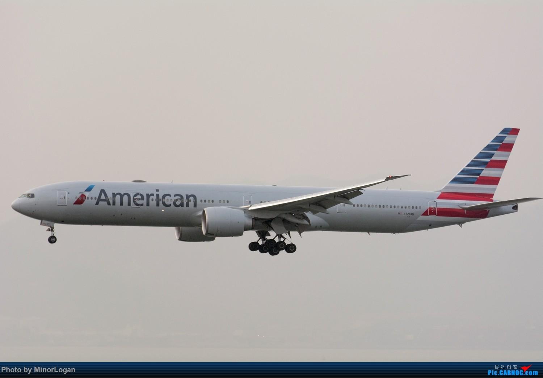 Re:[原创]三段飞行,漫漫求学路-HKG拍机篇(求砸小飞机) BOEING 777-300ER N720AN 中国香港赤鱲角国际机场
