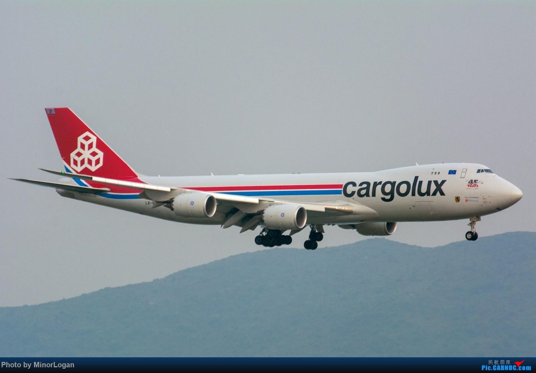 Re:[原创]三段飞行,漫漫求学路-HKG拍机篇(求砸小飞机) BOEING 747-8F LX-VCH 中国香港赤鱲角国际机场