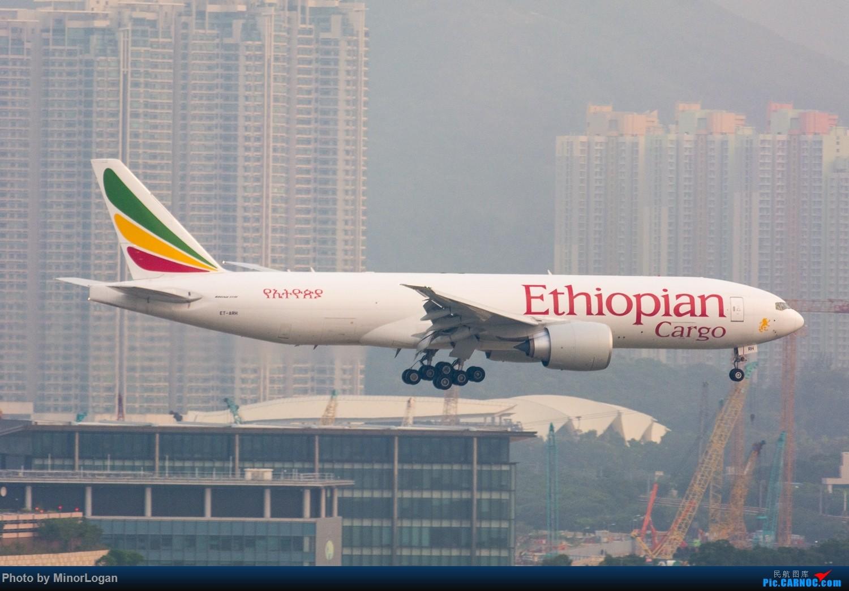 Re:[原创]三段飞行,漫漫求学路-HKG拍机篇(求砸小飞机) BOEING 777F ET-ARH 中国香港赤鱲角国际机场
