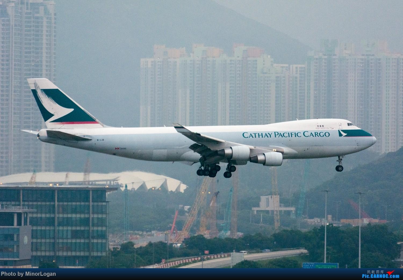 Re:[原创]三段飞行,漫漫求学路-HKG拍机篇(求砸小飞机) BOEING 747-400F B-LIB 中国香港赤鱲角国际机场