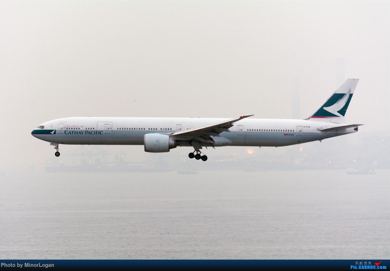 Re:[原创]三段飞行,漫漫求学路-HKG拍机篇(求砸小飞机) BOEING 777-300ER B-KPN 中国香港赤鱲角国际机场