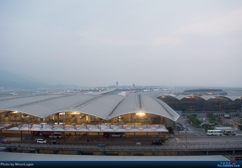 Re:[原创]三段飞行,漫漫求学路-HKG拍机篇(求砸小飞机)    中国香港赤鱲角国际机场