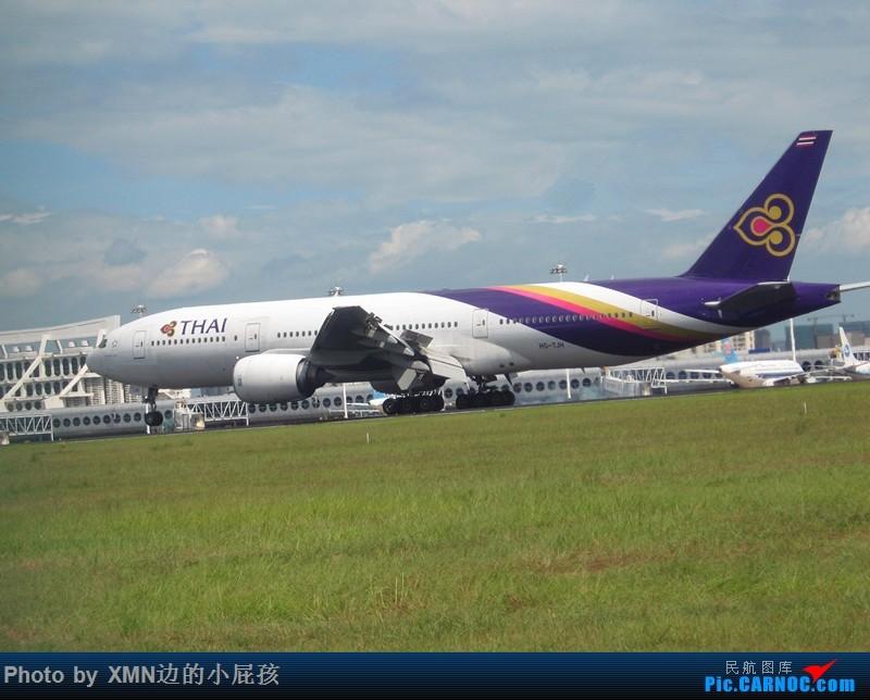 Re:[原创](厦门飞友会)厦门高崎一日拍机 BOEING 777-200 HS-TJH 中国厦门高崎国际机场