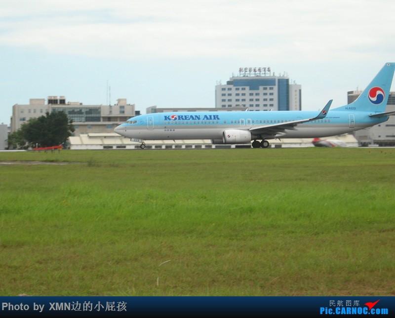 Re:[原创](厦门飞友会)厦门高崎一日拍机 BOEING 737-900ER HL8823 中国厦门高崎国际机场