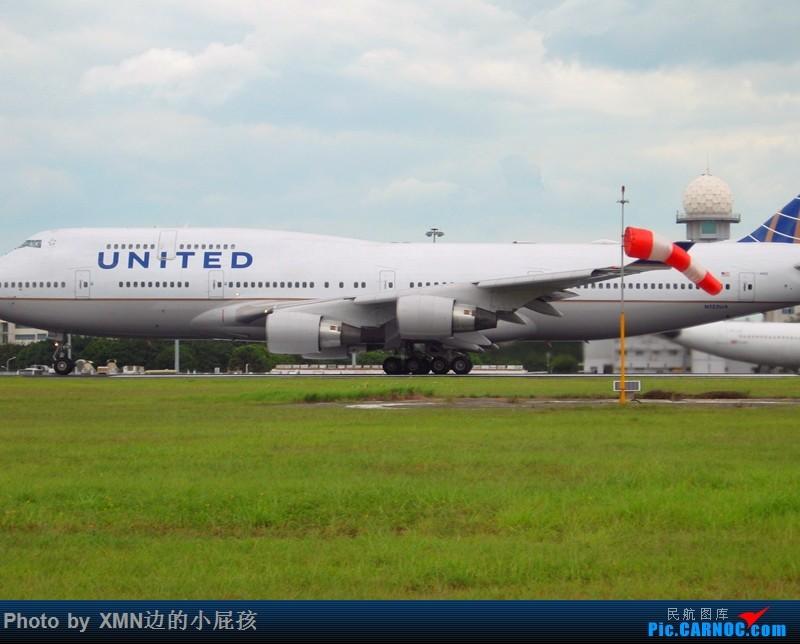 Re:[原创](厦门飞友会)厦门高崎一日拍机 BOEING 747-400 N122UA 中国厦门高崎国际机场