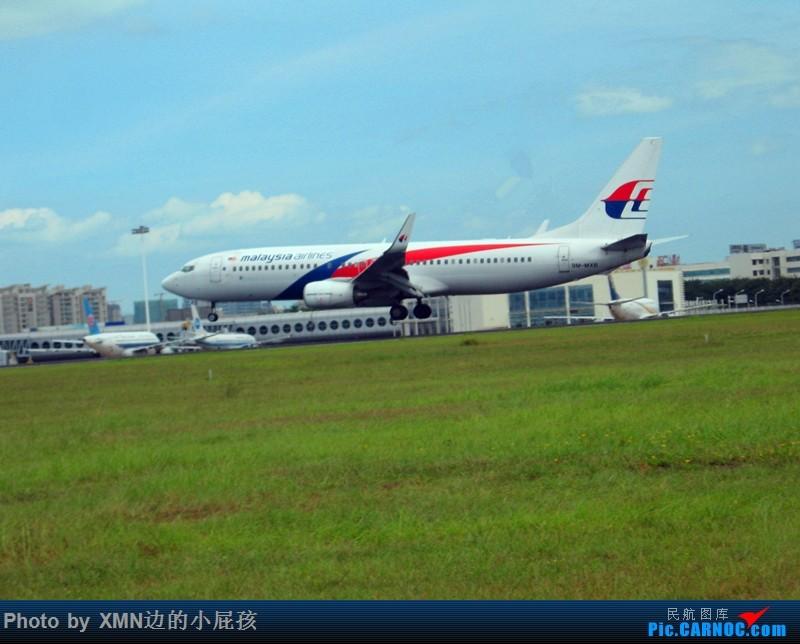 Re:[原创](厦门飞友会)厦门高崎一日拍机 BOEING 737-800 9M-MXB 中国厦门高崎国际机场