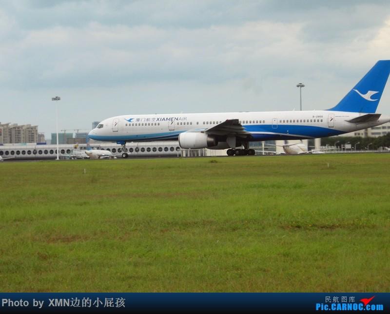 Re:[原创](厦门飞友会)厦门高崎一日拍机 BOEING 757-200 B-2866 中国厦门高崎国际机场