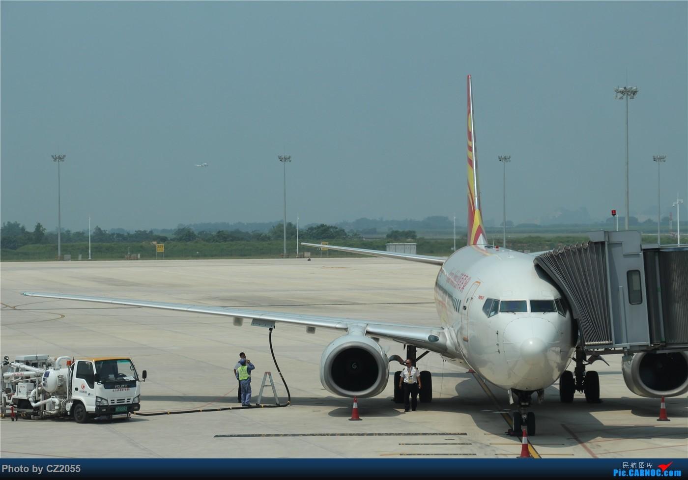 Re:[原创]【广东青少年拍机小队】【C-Z-2055(1)】Aug.8.2015 不期而遇,相伴相惜。首次体验SKYTRAX五星航空公司-海南航空。 BOEING 737-700 B-5062 中国南宁吴圩国际机场
