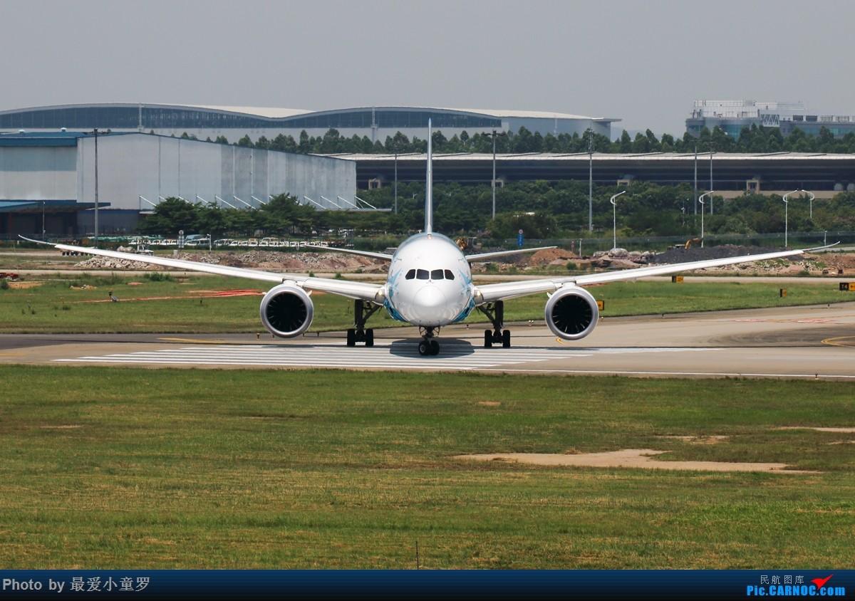 Re:[原创]小童罗毕业的拍机之旅系列——首站广州白云机场 BOEING 787-8 B-2733 中国广州白云国际机场