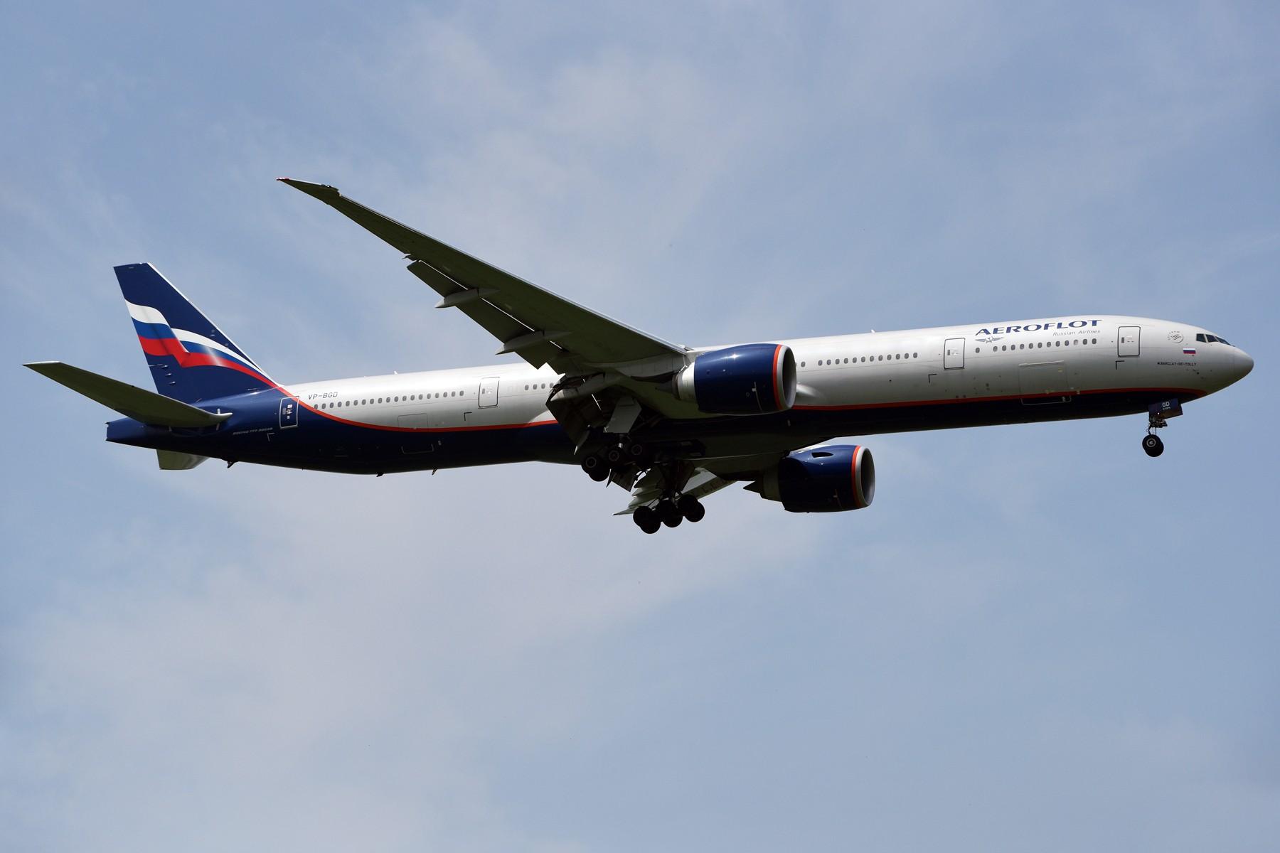 Re:PVG的早货们,众多帝都见不到的东西(墨航马航772,瑞航芬航343,英航77W,维珍纽航789等等),更有各路货机(联邦快递,UPS,Polar,中货航等!) BOEING 777-300ER VP-BGD 中国上海浦东国际机场