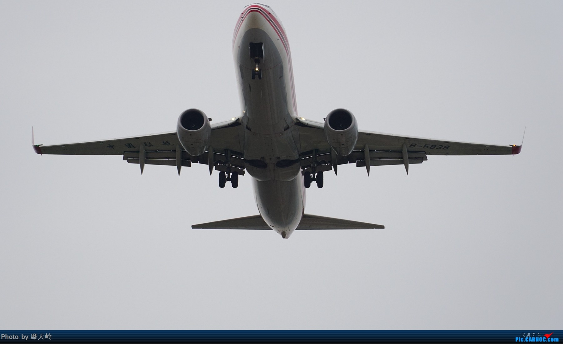 Re:[原创]长水下滑道拍机 BOEING 737-800 B-5838 中国昆明长水国际机场