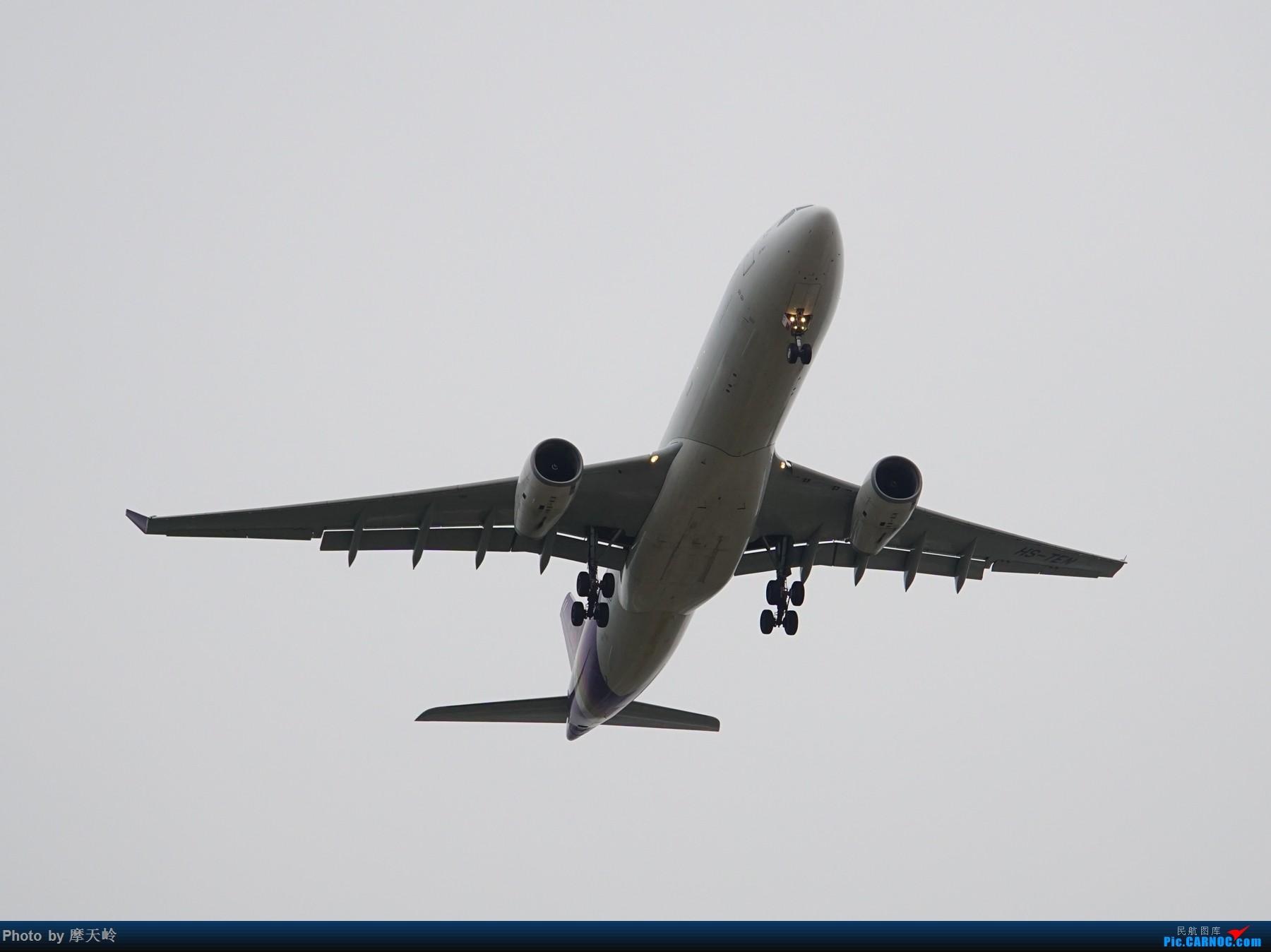 Re:[原创]长水下滑道拍机 AIRBUS A330-300 HS-TEN 中国昆明长水国际机场